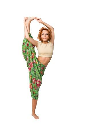йога-танец