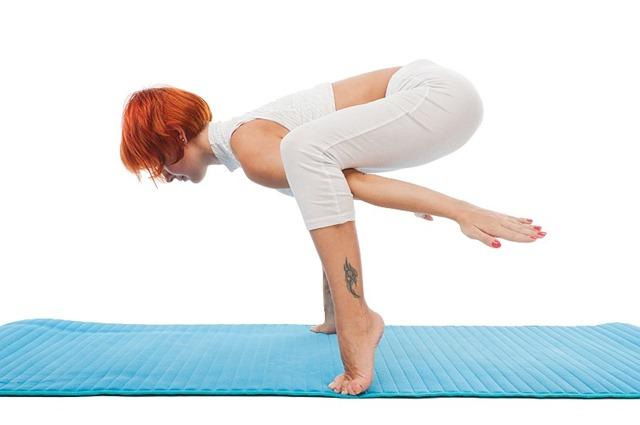 Катя Буйда, Фитнес-йога